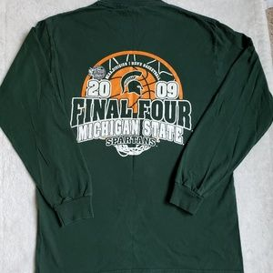Michigan State Spartans MSU Final Four Shirt